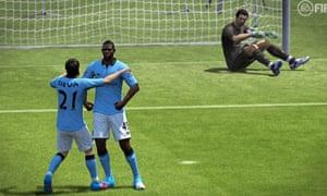 Fifa 13 Mario