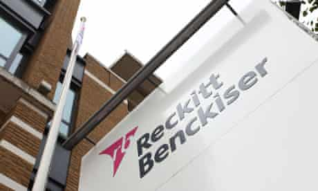 Reckitt Benkiser in Slough