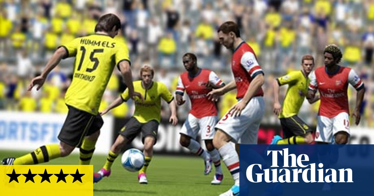 Fifa 13 – review | Games | The Guardian
