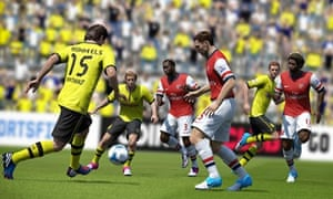 Fifa 13 Arsenal