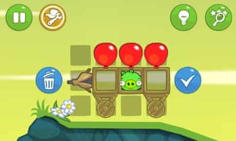Angry Birds Bad Piggies