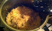 Angela Hartnett recipe pilaf with brown rice