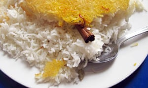 Felicity's perfect pilaf