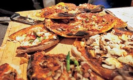 Staff meals: Au Pied Cochon