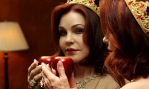 Magic Mirror, on the wall, who is the fairest one of all? Priscilla Presley attends a photocall ahead of her appearance in 'Snow White And The Seven Dwarfs' at The Savoy Hotel in London.