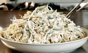 Staff meals: St John cabbage salad