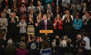 Deputy Prime Minister Nick Clegg  gives his key note speech to the Liberal Democrat