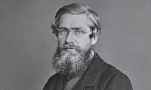 Alfred Russel Wallace in 1869
