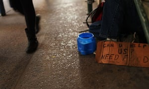 Homelessness On The Rise In New York City