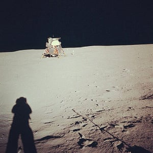 A month in Space: Farewell, Neil Armstrong