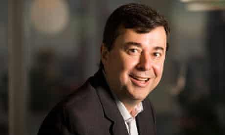 Googlle executive Fabio Jose Silva Coelho