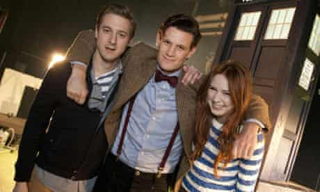 The Ponds and the Doctor