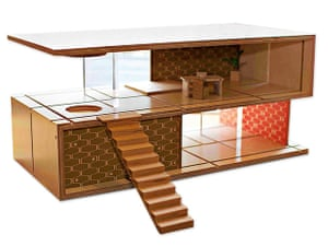 Design comp winners: Doll's house/coffee table