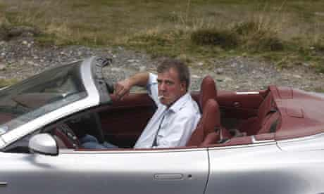 Top Gear presenter Jeremy Clarkson, for whom talking about fast cars has proved very lucrative