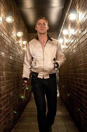 Bomber Jackets: Ryan Gosling in Drive