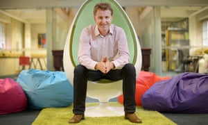 Neon Play CEO Oli Christie