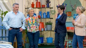 Bomber Jackets: Mary Berry on The Great British Bake Off