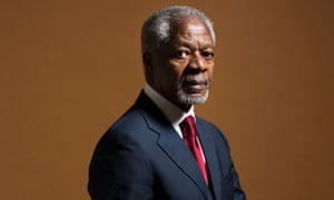 Kofi Annan Sometimes You Don T Have To Pick A Fight To Get