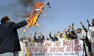 Pakistani protesters