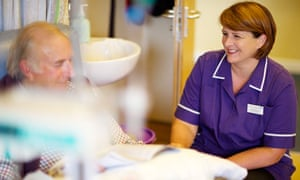 Incentivising nurses to work in teams will lead to culture change in NHS hospitals.