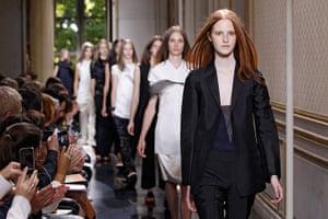 Paris Fashion: Phoebe Philo for Celine