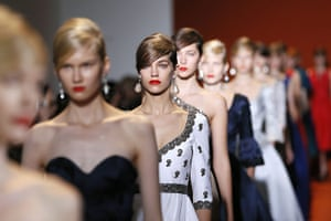 Paris Fashion: Andrew GN spring-summer 2013 show