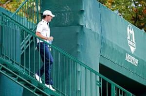 golf: Team Europe golfer McIlroy