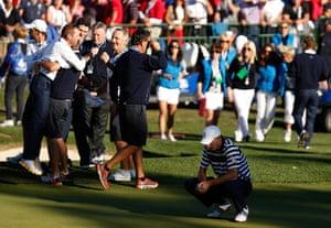 golf15: Ryder Cup - Day Three Singles