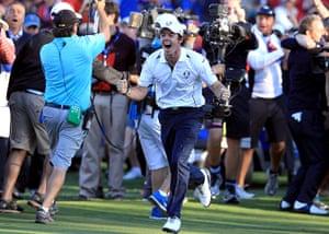 golf18: Ryder Cup - Day Three Singles