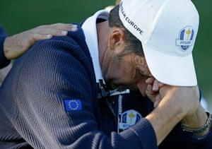 golf18: Jose Maria Olazabal