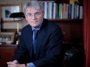 Andrew Mitchell, the new chief whip