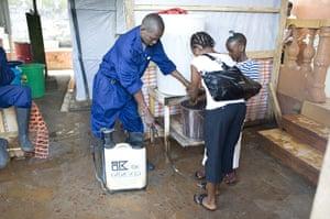 Sierra Leone: cholera outbreak