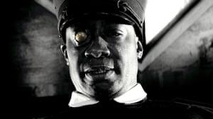 michael clarke duncan: Michael Clarke Duncan in Sin City , 2005