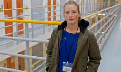 edwina grosvenor at high down prison