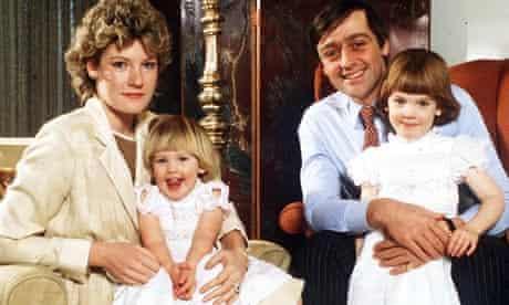 edwina grosvenor and family