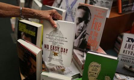 No Easy Day Navy Seal book