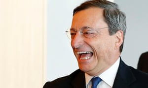 European Central Bank (ECB) President Mario Draghi arrives at the European Parliament's Economic and Monetary Affairs Committee in Brussels September 3, 2012.