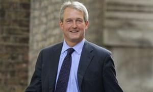 Owen Paterson, environment secretary