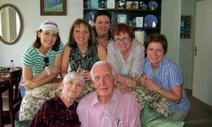 Sophie Mackenzie family snap