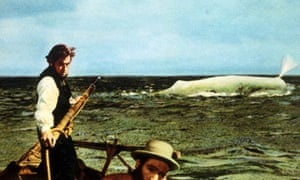 Still from 1956 film of Moby-Dick