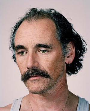 Taylor Wessing prize: Mark Rylance by Spencer Murphy