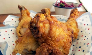 Felicity's perfect southern fried chicken