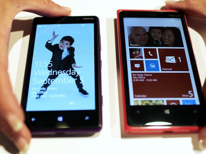 Nokia Windows phone 8 launch - As it happened | Technology