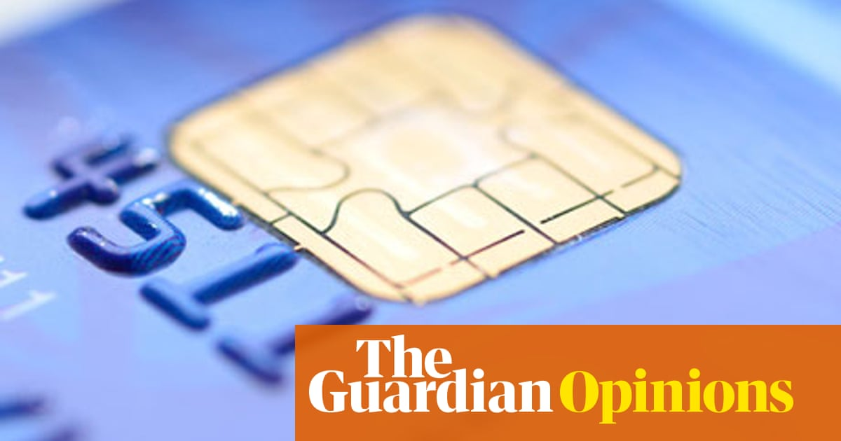 Why is the US a decade behind Europe on 'chip and pin' cards