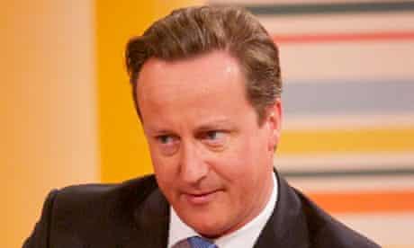 David Cameron on Daybreak