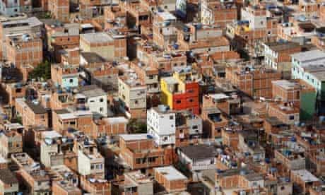 latin america urbanisation