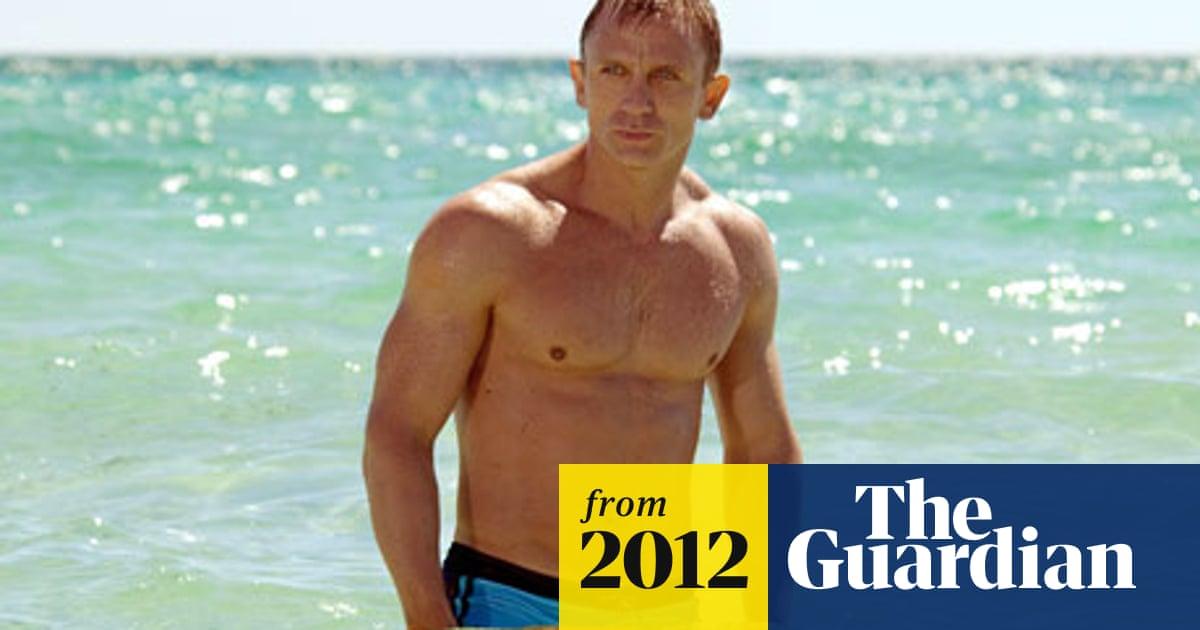 cbdb24d727 Daniel Craig's Casino Royale trunks in Bond memorabilia charity auction |  Film | The Guardian