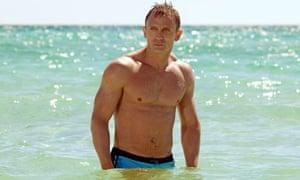 914c12d84a Daniel Craig's Casino Royale trunks in Bond memorabilia charity auction