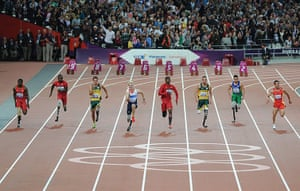 100m: 100m T44 final