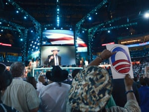 Democratic National Convention.